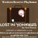 Western Reserve Playhouse opens 2018 season with 'Lost in Yonkers'