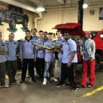 East CLC students host community car show June 2