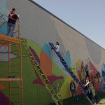 UA's Art Bomb Brigade collaborates with Community Support Services for ..