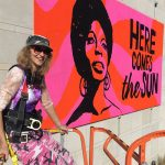 Giant crocheted mural in downtown Akron will celebrate significant woman ..