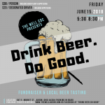 Well CDC hosts craft beer fundraiser June 15