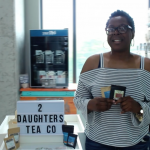 Daughters inspire local tea business