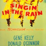 Free outdoor showing of 'Singin' in the Rain' film takes ..