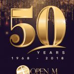 Open M hosts 50th Anniversary Gala Sept. 14