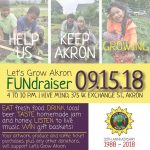 Let's Grow Akron hosts annual FUNdraiser Sept. 15 at Hive ..