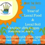 Hands On Sustainability Conference highlights local food system Oct 18-19