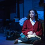 Role of Anne Frank brings message of hope, sadness to ..
