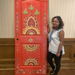 First Congregational Church unveils public art installation 'God's Doors Are ..